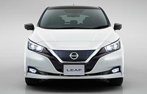Nissan Leaf II: anglaise avec 50% d'autonomie en plus en 2018