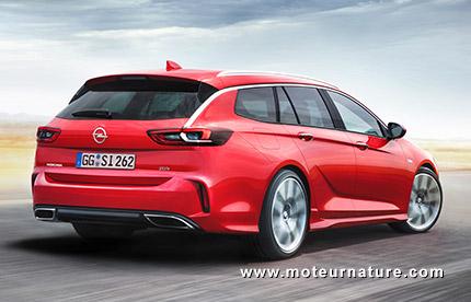Opel Insignia GSI Tourer