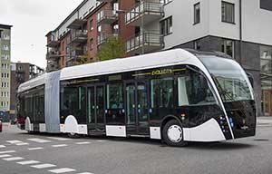 Pau choisit les autobus à hydrogène
