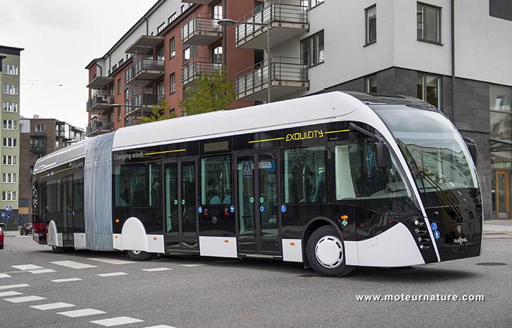 Autobus à hydrogène pour Pau