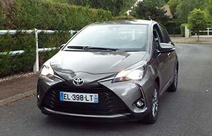 Toyota Yaris 1.5L 110ch