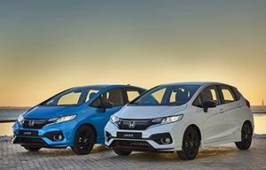 Honda Jazz: plus de puissance avec le restyling