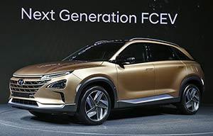 800km d'autonomie pour la future Hyundai à hydrogène