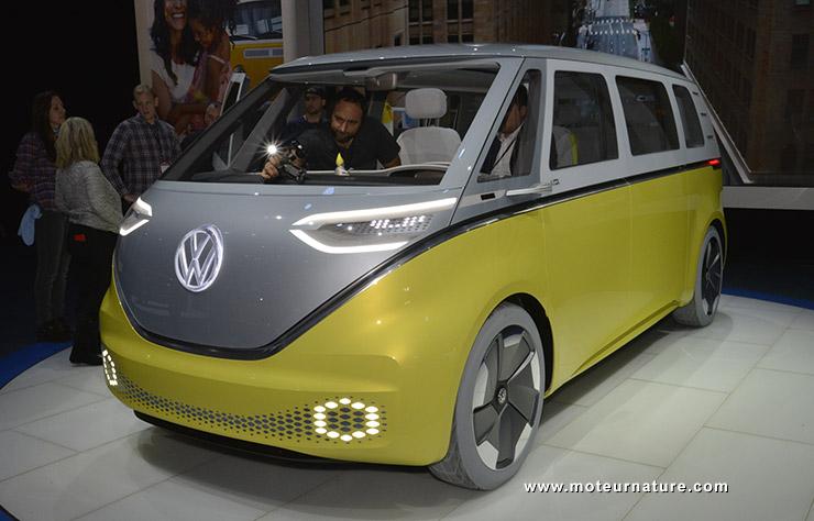 Le Volkswagen ID BUZZ confirmé pour 2022