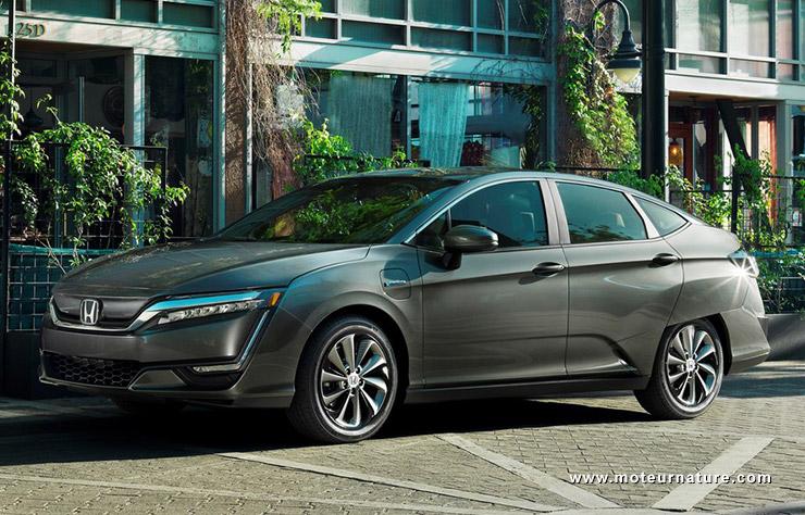 Honda Clarity électrique
