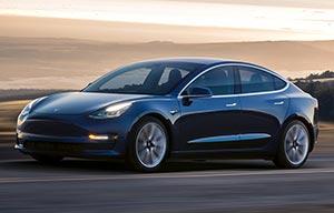 Une Tesla Model3 plus performante l'année prochaine