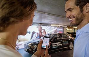 Mercedes et Bosch inventent le parking autonome