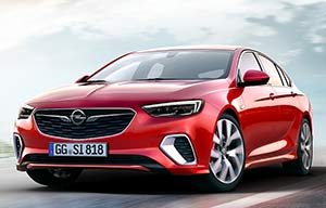 Opel: 4cylindres turbo pour l'Europe, V6 pour l'Amérique
