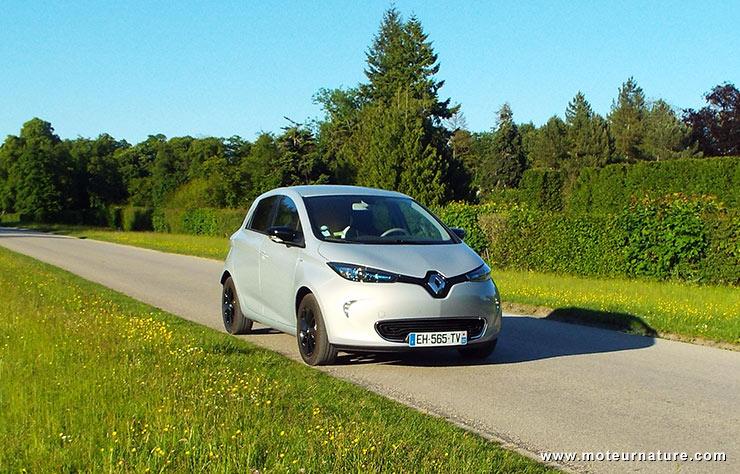 Renault Zoé Z.E.40