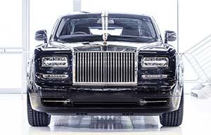 Rolls Royce peu pressé de passer à l'électrique