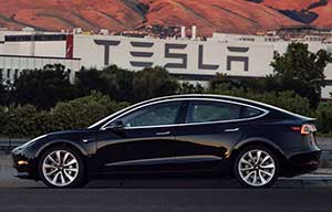 Tesla Model3: elle est là