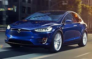 Tesla a battu DS en Allemagne