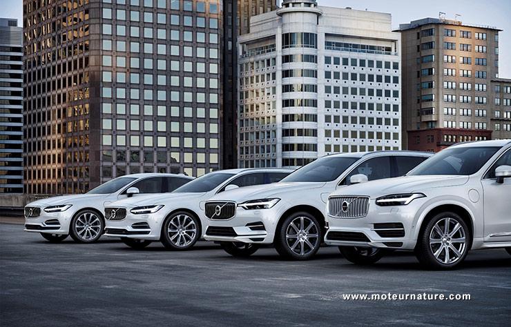 Voitures Volvo