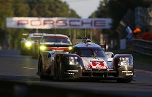 Le Mans: encore Porsche, toujours Porsche