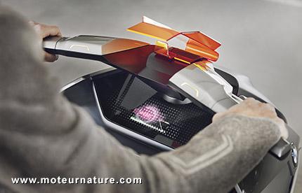 Scooter électrique Link de BMW Motorrad
