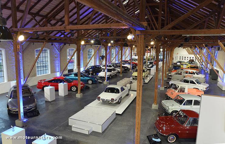 Musée Mazda à Augsburg