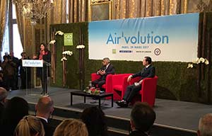 Air'volution : Anne Hidalgo avec Londres et Séoul contre la pollution auto