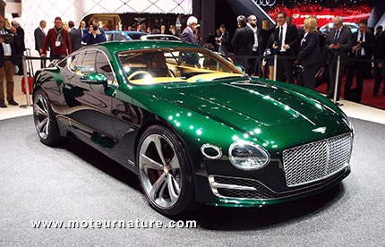 Bentley EXP12 Speed 6e concept électrique