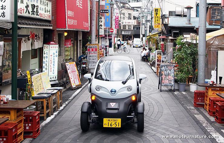 Nissan Twizy