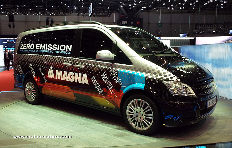 Magna FCREEV