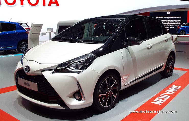 Toyota Yaris 1500