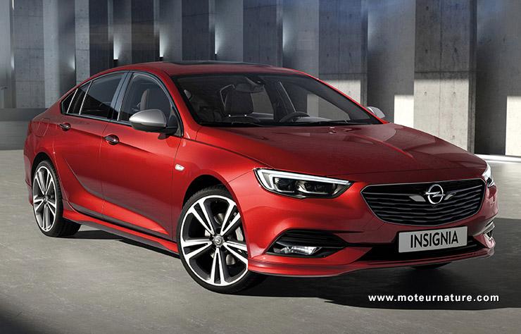 Opel Insignia Gran Sport