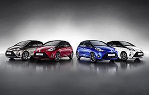 Toyota Yaris hybride : propulsion inchangée mais production en hausse