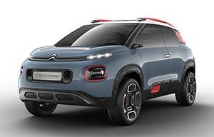 Citroën C-Aircross Concept: SUV plutôt que MPV pour le prochain C3 Picasso