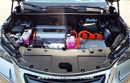 Lexus NX 300h hybride