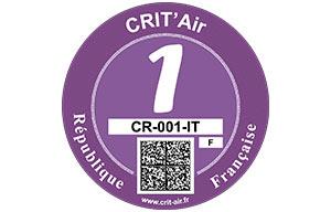 Vignettes Crit'Air offertes: Renault prend les devants