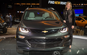 La Chevrolet Bolt n'est qu'un début, GM annonce d'autres électriques