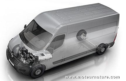 Renault Master Z.E. électrique