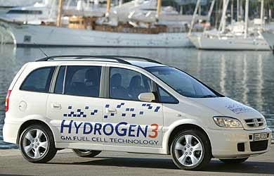 General Motors Hydrogen 3