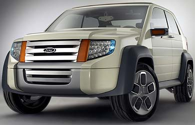 Ford Model U