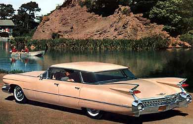 Cadillac Sedan de Ville 1959
