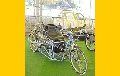 Electro Air Bike
