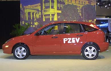 Ford Focus PZEV