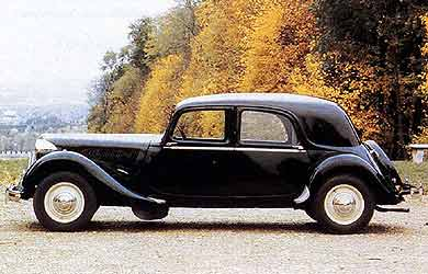Citroen Traction Avant 15/6