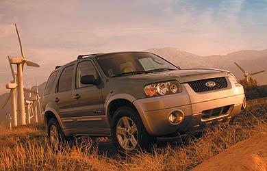 Ford Escape hybride