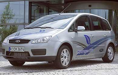 Ford Focus à hydrogène