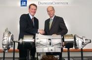 GM et DaimlerChrysler