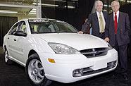 Ford Focus hydrogene