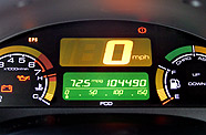 Compteurs Honda hybride