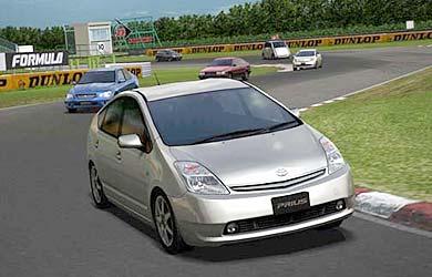 Prius de compétition