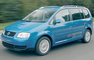 Volkswagen Touran à PAC