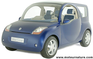 bluecar la voiture lectrique de bollor avec les batteries lmp de batscap. Black Bedroom Furniture Sets. Home Design Ideas