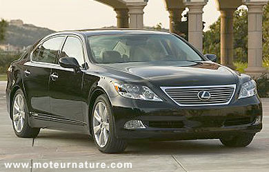 Lexus LS600h, le best-of