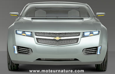 Chevrolet Volt, le diamant de GM