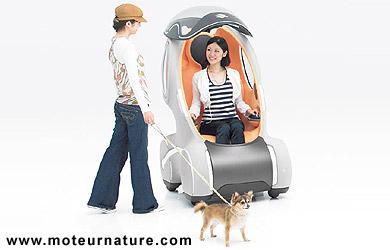 le pixy ou quand suzuki nous montre comment r inventer le transport urbain. Black Bedroom Furniture Sets. Home Design Ideas