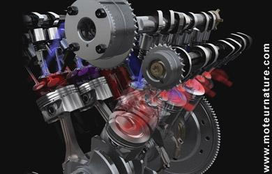 Le moteur Ecoboost, pour remplacer le V8